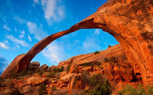 Pemandangan-Batu-Unik-Indah-Arch-USA